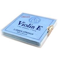 丹麥Larsen strings拉森小提琴弦拉聲淺藍4/4小提琴專用琴弦套弦