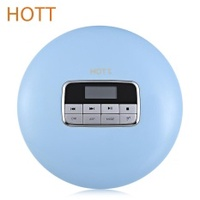 HOTT CD511 CD Player Portable With Stereo Earbuds US Plug - intl