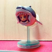日本大阪 海賊王-人魚公主迷你公仔