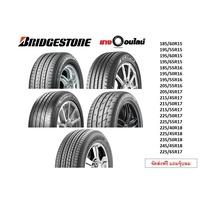 Bridgestone บริสโตน ยางรถยนต์ ยางสำหรับรถเก๋ง/SUV ขอบ 15,16,17,18 จำนวน 1 เส้น (แถมจุ๊บลมยาง 1 ตัว)