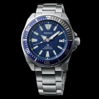 Made In Japan Brand New 100 Authentic Seiko Prospex Automatic Mens Diver Watch Blue Samurai SRPB49J