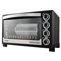 山崎三溫控35L專業級電烤箱 SK-3580RHS(贈3D旋轉輪烤籠)