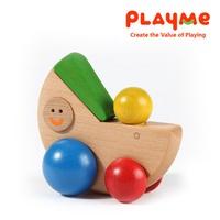 PlayMe嬰兒車-鈴鐺車車造型玩具