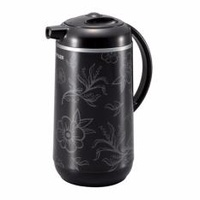 TIGER PRD-N100 Thermal Flask (Floral Black) - 1L