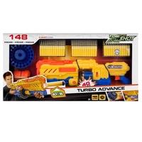 [濛濛家]免運附148發子彈 ZURU X SHOT EXCEL TURBO ADVANCE 玩具狙擊槍 非NERF