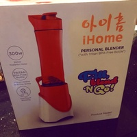 NEW iHome personal blender (up$69)