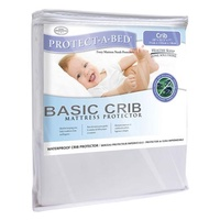 Baby PAB Waterproof Mattress Protector 130x70cm (Distributed by King Koil)