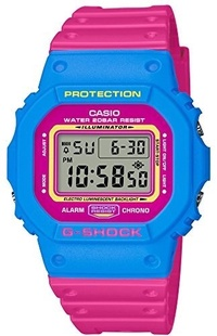 (Casio) [Casio] CASIO watch G-SHOCK G shock THROW BACK 1983 DW-5600TB-4BJF Men s-