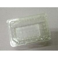 最低購買數量50個(1個2.3元)1斤裝塑膠盒/水果盒/包裝盒/透明盒/番茄盒/草莓盒