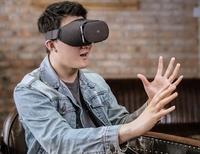 VR 小米VR眼鏡PLAY2頭戴式3D虛擬現實看電影電視神器智慧魔鏡 阿薩布魯