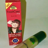 Aromatheraphy freshcare roll on oil strong