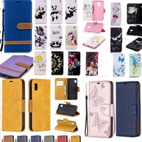 Samsung Galaxy A10 A10E A20E A20 A30 A40 A50 A70 Leather Case