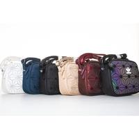 Adidas Mini Airliner Bag 3D 迷你肩包 斜背包 三宅一生 菱格 限量 免運