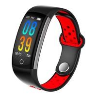 Smartwatch Q6 กันน้ำ IP68  วัดหัวใจ ความดันโลหิต ระดับออกซิเจน