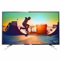 "PHILIPS 55PUT6102 55"" 4K UHD SLIM SMART LED TV (DVB-T/T2 for HD5,HD8..etc) ***3 YEARS LOCAL WARRANTY / 1 YEAR INTERNATIONAL WARRANTY BY PHILIPS**"