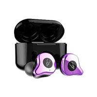 【藍牙耳機】魔宴 Sabbat E12 TWS 無線 藍芽 耳機 藍牙5.0 耳道式 人因工程 Hi-Res 自動配對 雙耳通話
