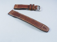Ted Su Straps | 21mm for IWC | 瑞士古董軍帶