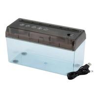 使用 USB 電纜電動碎紙機 Vie-UP