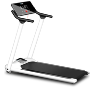 【Beary Shop】Xiaomi Lijiujia Treadmill (56cm Wide Track + Foldable For Storage) JD042