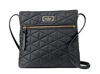 Kate Spade Black Wilson Road Quilted Dessi Bag