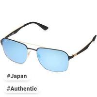 Rayban Ray-Ban genuine sunglasses RB3570 187/55 58