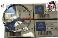 BC/Mercedes Benz S class W221 S600S500S350S400S300 logo tail standard trunk standard star word mark