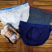 renoma underwear cotton stretch size  M