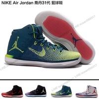 新NIKE Air Jordan31 xxx1喬丹31代籃球鞋室內外運動鞋 耐磨防滑運動鞋 男生籃球鞋