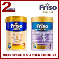 Friso Gold 900G (Stage 3-4) MILK FORMULA / Made in Netherland