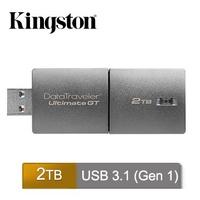 金士頓 DataTraveler Ultimate GT 2TB USB3.1 隨身碟 (DTUGT/2TB)