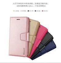Huawei Nova 3E/Nova 2i/Nova 2 Lite HanMan Thin light Leather Case cover