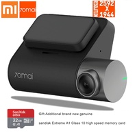 XIAOMI 70mai Pro GPS Car DVR English Version Dash Camera Video WIFI SONY IMX335