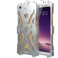 "Metal Aluminum Armor Protect Phone Cover Shell Case For Vivo V7 Plus / Vivo Y79 / Vivo V7Plus + 5.99 "" inch Case Cover - intl"