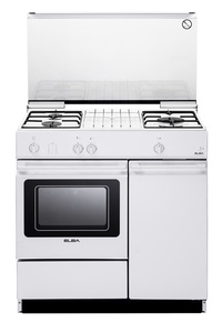 ELBA EGC 836 WH Free Standing Cookers (Gas Oven)