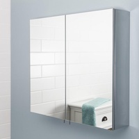 Bathroom mirror cabinet - Rubine