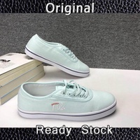 Stock  Fila Fila /r/nss new casual shoes wild solid color shoes casual shoes√