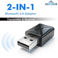 ADA USB Bluetooth transmitter receiver wireless audio adapter Bluetooth 5.0