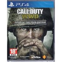 PS4遊戲 決勝時刻 二戰 完整版 Call of Duty: WWII 中文版 【魔力電玩】