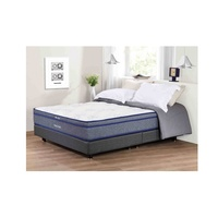 Backpedic ULTRA BASIC Queen Size Pocketed Spring Mattress (also available in King, Super Single and Single size)