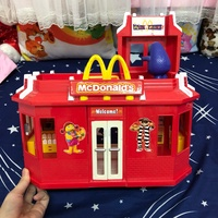 2003年 早期 麥當勞玩具 房子 家家酒 McDonald's