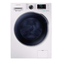 SAMSUNG WD80J6410AW WASHER DRYER WD80 Combo with EcoBubble 8KG