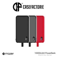Mazer EnerG Duo QC 3.0 Power Bank with Type C Input/ Output