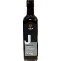 喜樂之泉~有機黑豆醬油500ml/罐