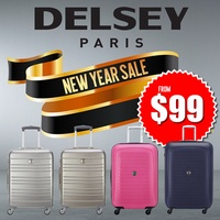 ❅SALE❅ DELSEY PARIS Premium Luggage Collections