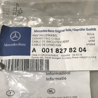 BENZ賓士原廠影音連接線組iPod aux bmw