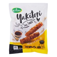 Betagro Yakitori Soy Sauce Grilled Chicken Skewers