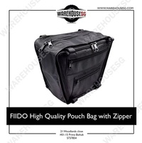 FIIDO High Quality Pouch Bag with Zipper