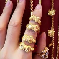 แหวนทองแท้ 96.5% น้ำหนักทอง 1 สลึง ราคา 6,3500 บาท