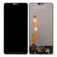For Oppo F7 Full LCD Display Touch Screen Digitizer Assembly Replacement