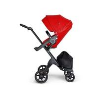 Stokke® Xplory® V6嬰兒手推車(座椅紅色)